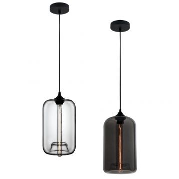 L2-1654 Hand Blown Glass Pendant Light Range