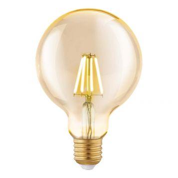 L2U-3115 4w G95 LED Filament Lamp - E27 Base