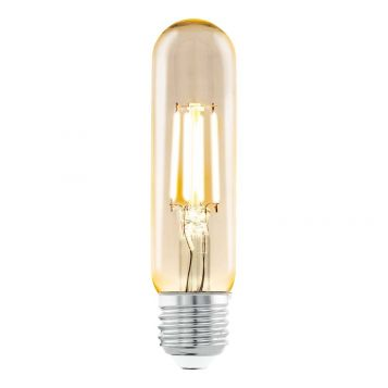 L2U-3117 3.5w Tubular LED Filament Lamp - E27 Base
