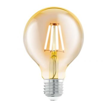 L2U-3119 4w G80 LED Filament Lamp - E27 Base