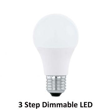 L2U-399 10W Dimmable LED GLS Lamp - E27 Base