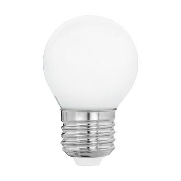 L2U-3107 4w Fancy Round LED Lamp - E27 Base