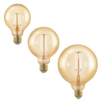 L2U-3109 4w Spherical Dimmable LED Filament Lamp Range from