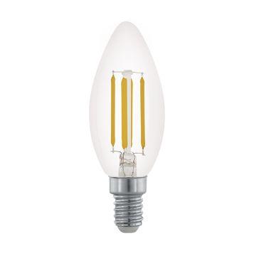 L2U-3125 3.5w Candle Dimmable LED Filament Lamp - E14 Base