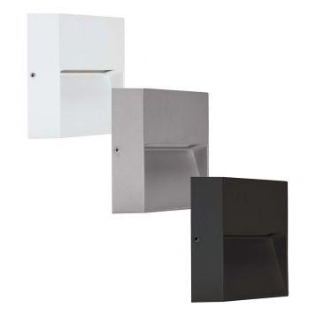 L2U-4548 Square LED Wall / Step Light Range
