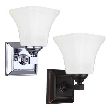 L2-6381 Traditional Single Light Wall Bracket