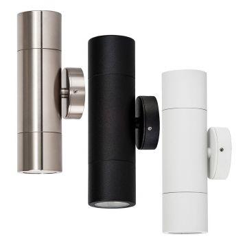 L2U-4870 Aluminium Up/Down Wall Pillar Light