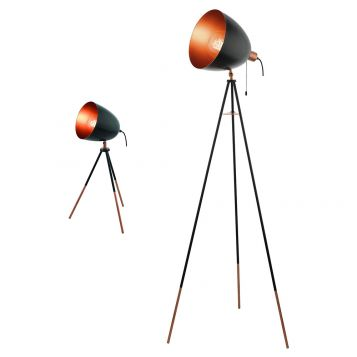 L2-5603 Tripod Table and Floor Lamp Range