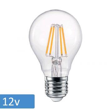 (12v) 4w GLS LED Filament Lamp - E27 Base