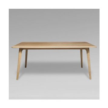 F2-101 Solid Oak Rectangle Table