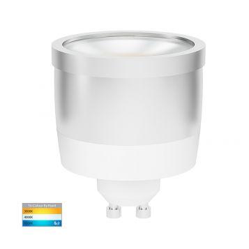 L2U-367 3w/5w/7w GU10 Tri-Colour LED Lamp
