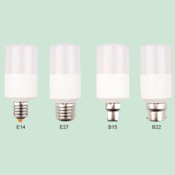 L2U-370 7w LED Tubular Lamp - 4 Bases