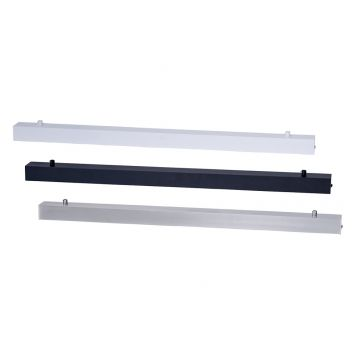 L2-956 800mm Surface Mounted Rectangle Canopy