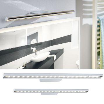 L2-696 Chrome LED Vanity Wall Light Range from