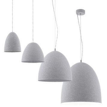 L2-1744 Grey Concrete Look Pendant Range from