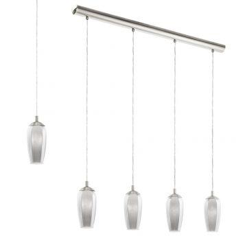 L2-1758 LED Glass Pendant Light Range