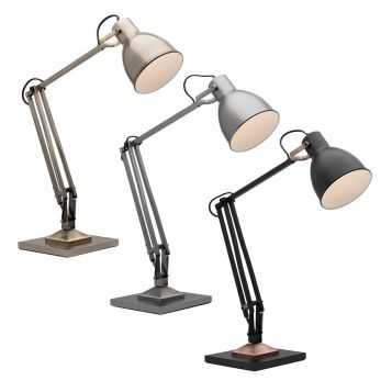 L2-5363 Adjustable Desk Lamp Range