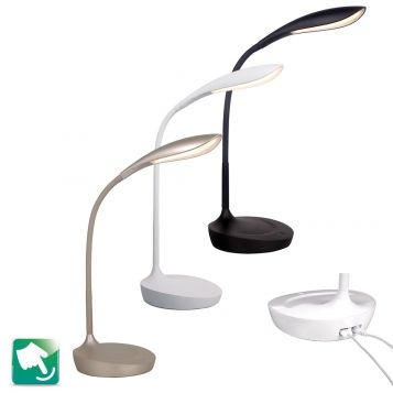L2-5331 5w LED Touch Desk Lamp Range with USB Port