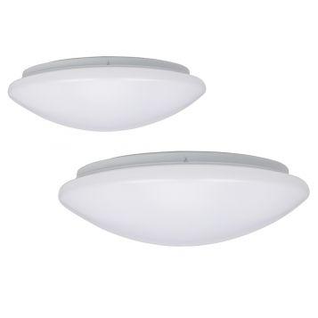 L2U-949 White Tri-Colour LED Oyster Light Range from