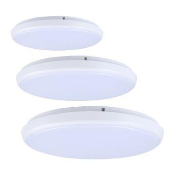 L2U-1002 White LED Oyster Light Range