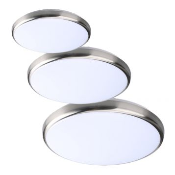 L2U-1003 Chrome LED Oyster Light Range