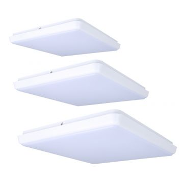 L2U-1004 Square LED Oyster Light Range from