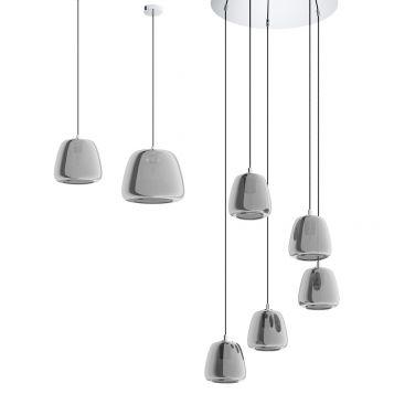 L2-11496 Glass Pendant Light Range