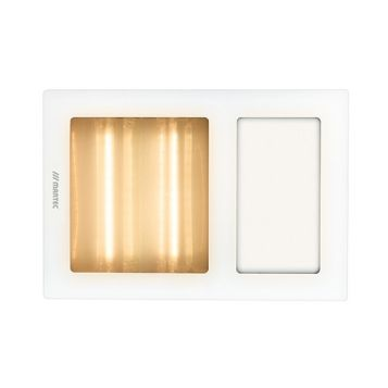 L2U-1146 3in1 LED Bathroom Light, 2 Heat and Exhaust Fan