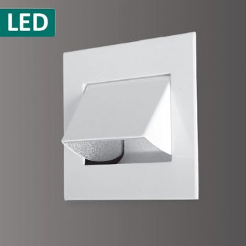 L2-921 Beacon Recessed LED Wall Light
