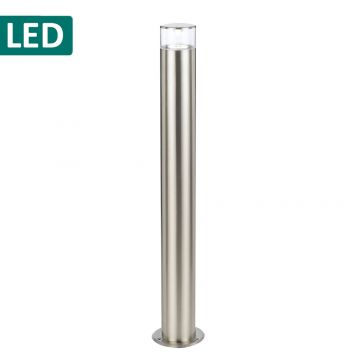 L2U-4287 Stainless Steel Exterior Bollard Light