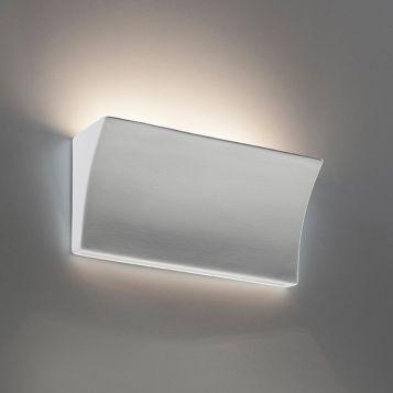 L2-6201 Ceramic Uplight Wall Light