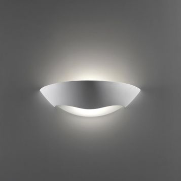 L2-6233 Ceramic with Frosted Glass Wall Light