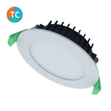 13w Blitz Wide Beam LED Downlight Complete Kit - White (100 Degree Beam - 970lm)