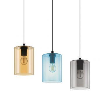 L2-11068 Glass Pendant Light Range