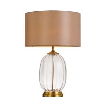 L2-5748 Antique Gold Table Lamp