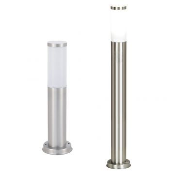 L2-7213 Stainless Steel Outdoor Bollard Light Range