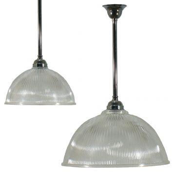 L2-11267Chrome Traditional Pendant Light Range from