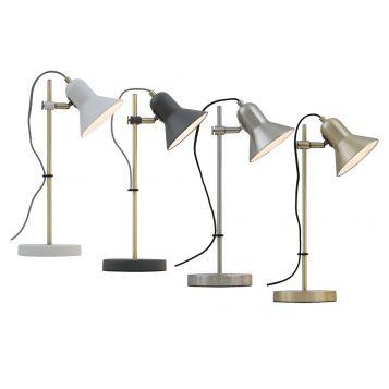 L2-5757 Adjustable Metal Desk Lamp Range