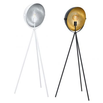L2-5617 Steel Tripod Floor Lamp Range