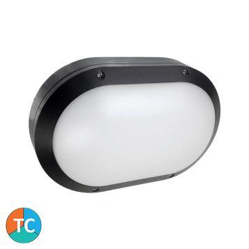 L2U-41072 Oval Tri-Colour LED Bunker Light with optional Sensor