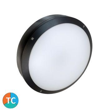 L2U-41073 Round Tri-Colour LED Bunker Light Range with optional Sensor