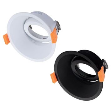 Deep Recessed Adjustable Downlight Frame