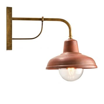 L2-6399 Solid Copper Wall Bracket Light