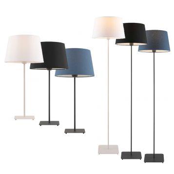 L2-5752 Table & Floor Lamp Range