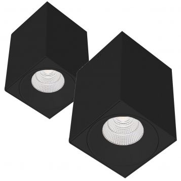 S9015 Square Surface Mounted LED Downlight Range from