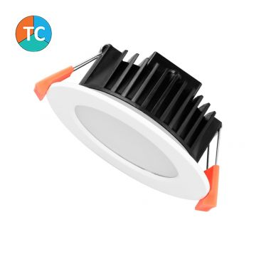 13w DL1250 White Tri-Colour LED Downlight (120 Degree Beam - 1050lm)