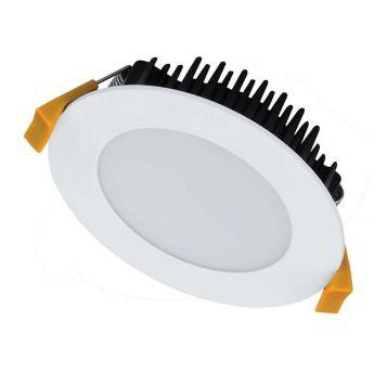 12w DL1280 White Tri-Colour LED Downlight (120 Degree Beam - 900lm)
