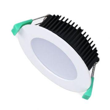 13w DL1640 White LED Downlight (120 Degree Beam - 950lm)