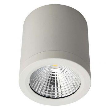 L2U-795 Tri-Colour LED Surface Mounted Light - White - 3 Sizes