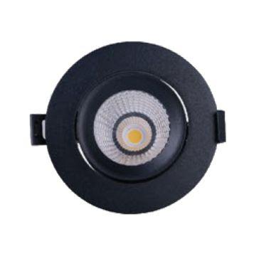10w DL9411 Black Adjustable LED Downlight (60 Degree Beam - 850lm)